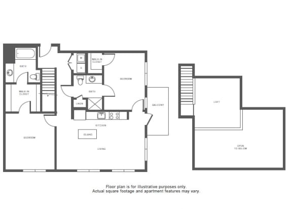 Floor Plan  B10(1) at Windsor at Hopkinton, MA, 01748, opens a dialog