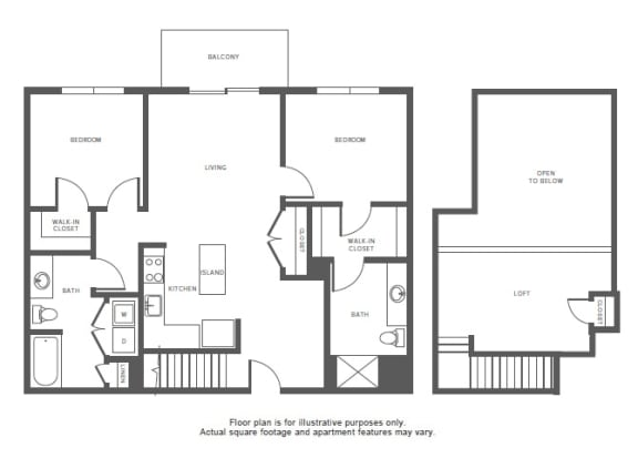 Floor Plan  B8 floor plan at Windsor at Hopkinton, Massachusetts, 01748, opens a dialog