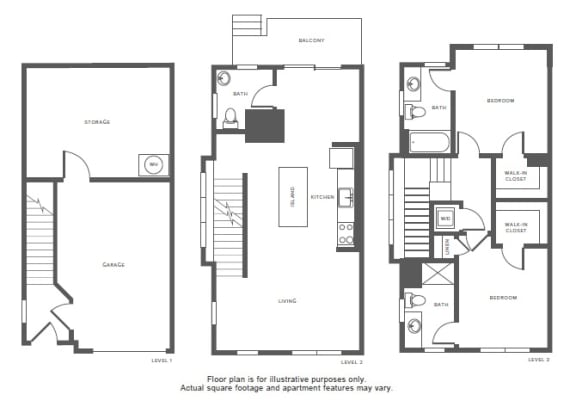 Floor Plan  TH2(1) at Windsor at Hopkinton, Hopkinton, MA, opens a dialog