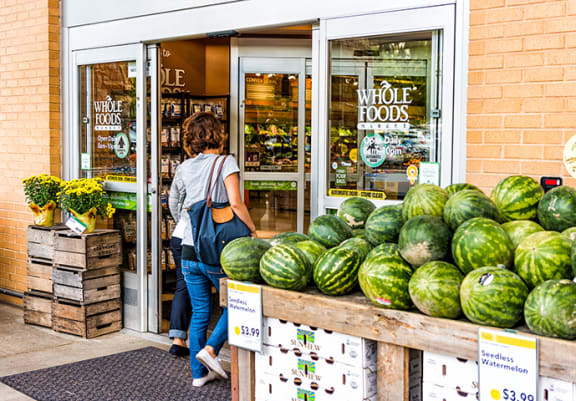 Whole foods near Windsor Parkview, 5070 Peachtree Boulevard, 30341