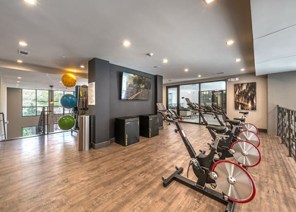 Spin Bikes at Windsor by the Galleria, Texas, 75240