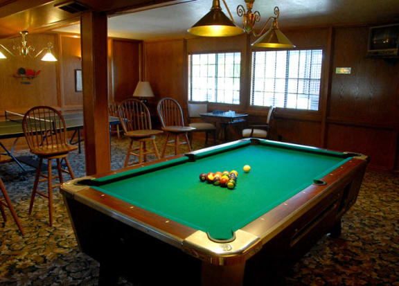 Ideal Game Room at Oxford Park Apartments, Fresno, CA, 93720