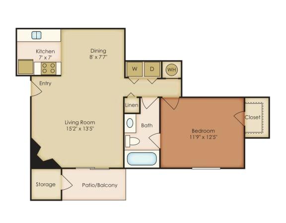 Floor Plan  Azalea 2