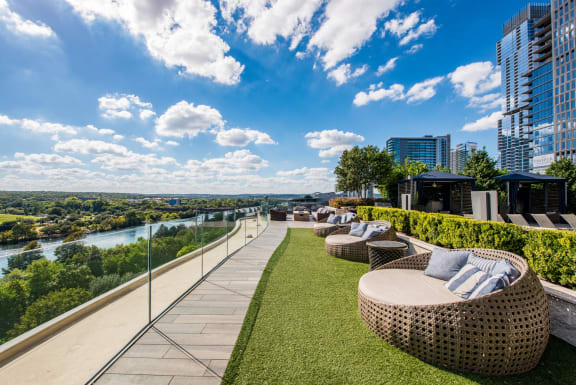 Panoramic Lake, Hill Country, and Skyline Views at Northshore Austin, Austin, 78701