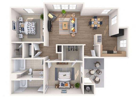 Floor Plan  Koufax