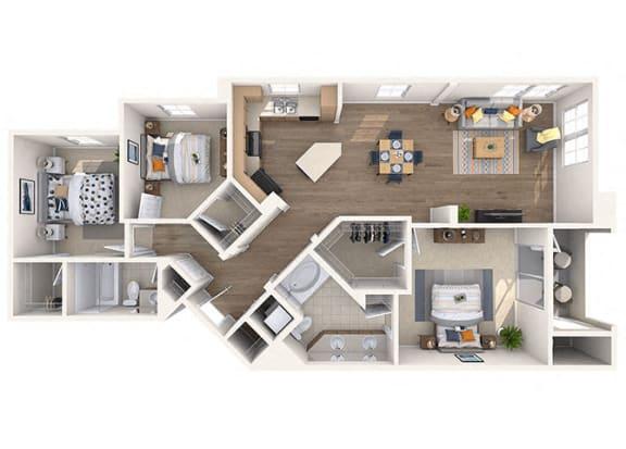Floor Plan  Ruth