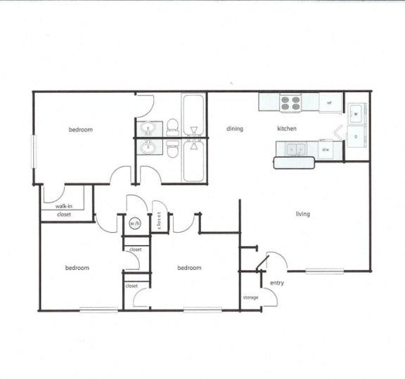 3x2 - Phase II  (1072 sq ft)