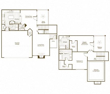 B5R floor plan