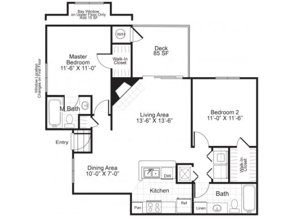 Floor Plan  B2 floor plan