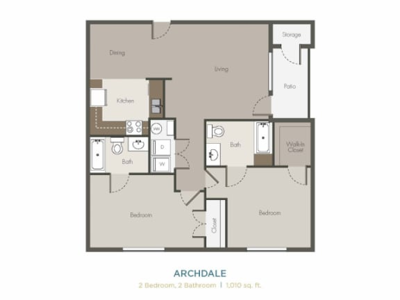 Archdale Floor Plan