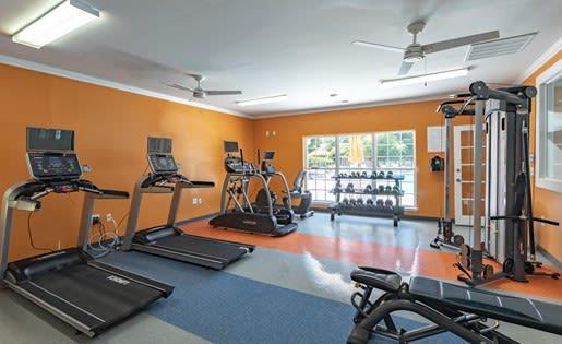 Fitness Center at Jamison Park, South Carolina