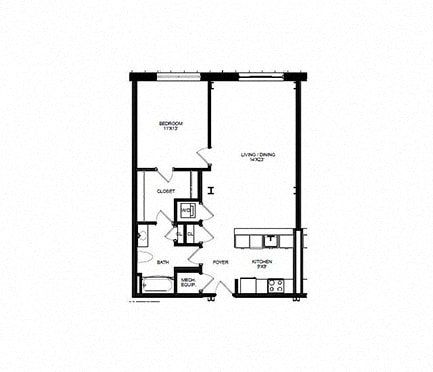 Floor Plan  A21