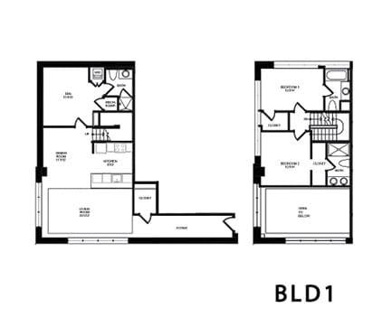 Floor Plan  BDL1
