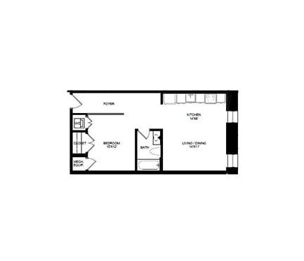 Floor Plan  S6