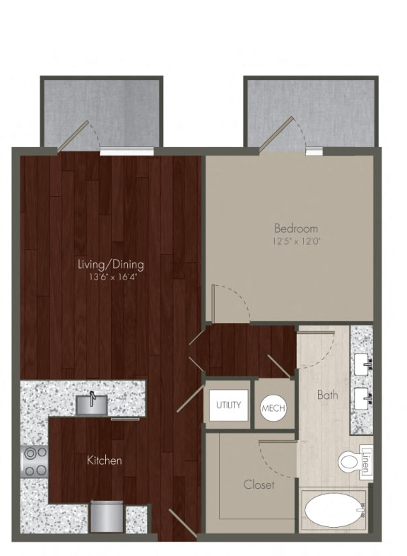 one bedroom apartments in uptown dallas