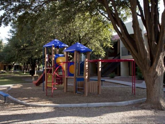 Community Playground at Casa Bella Apartments in Tucson, AZ
