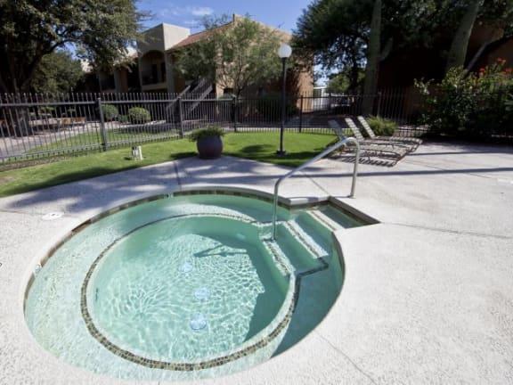 Spa at Casa Bella Apartments in Tucson, AZ