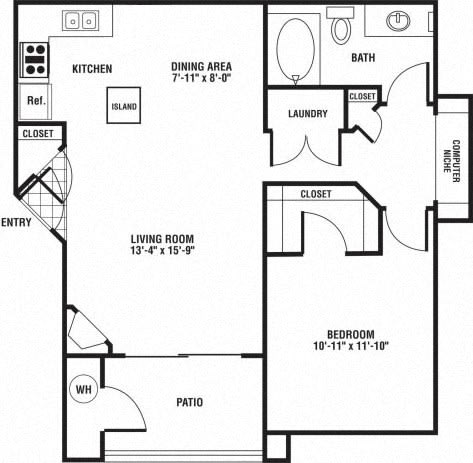 Eagle Floor Plan