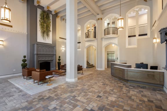 Timeless Interior at Park Heights by the Lake Apartments, Illinois, 60649