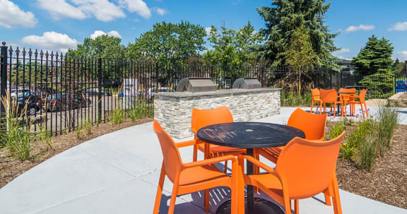 Nature Friendly Surroundings at Axis at Westmont, Westmont, IL, 60059