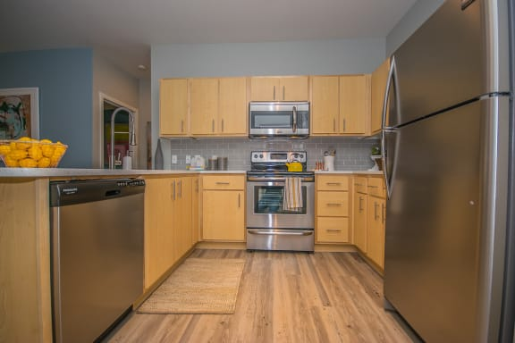 Energy Efficient Appliances at Domaine at Villebois , Wilsonville, OR, 97070