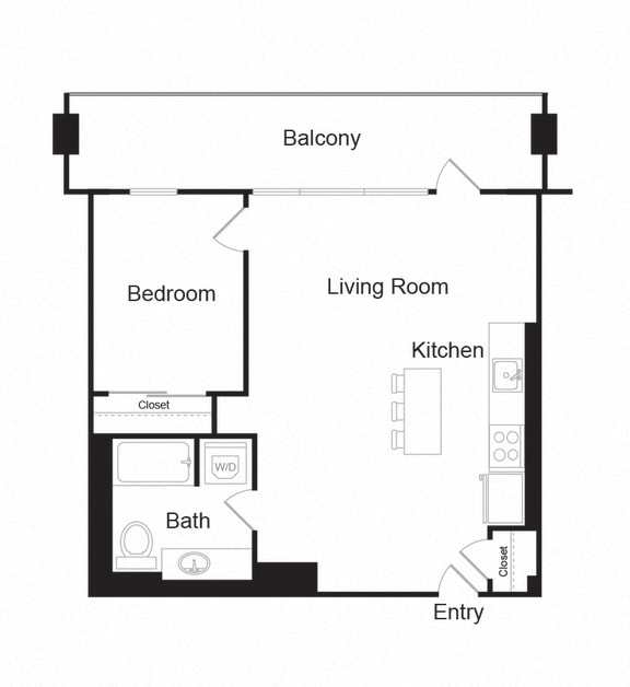 Floor Plan  Couch9FP_A-ADA_Level10_1b1b_789sf