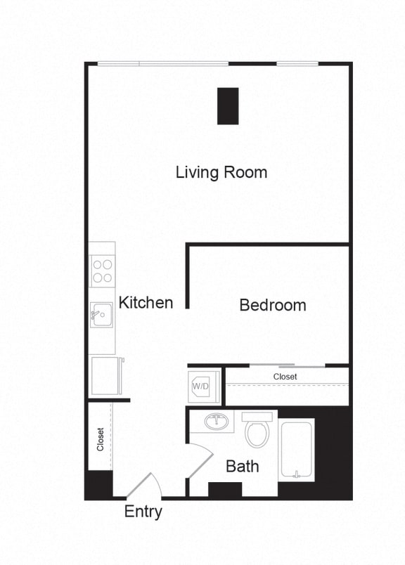 Floor Plan  Couch9FP_C_1b1b_682sf