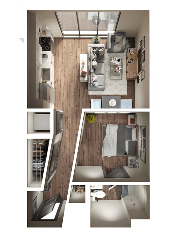 Arlie Floor Plan