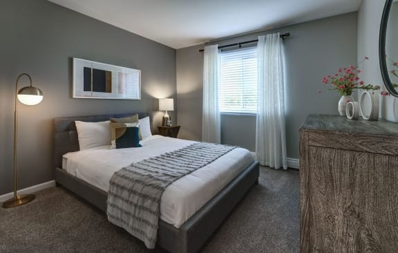 Large Bedroom at Westmont Village, Westmont