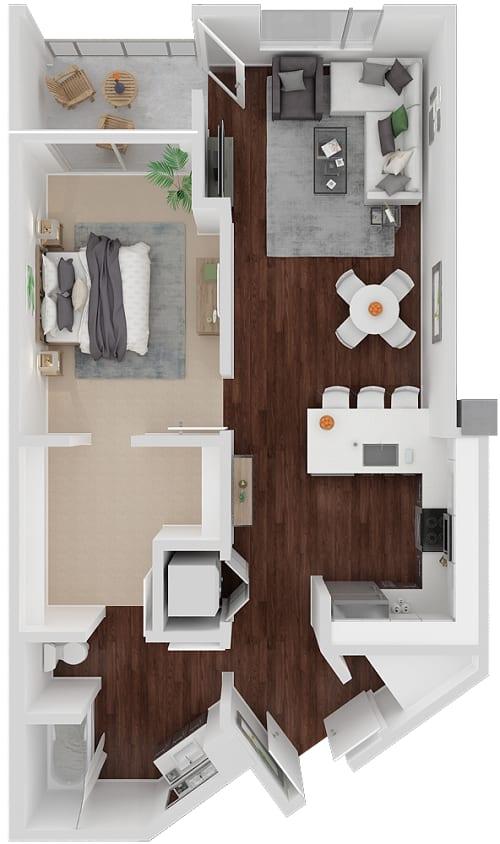 Floor Plan  Venn on Market| Soma