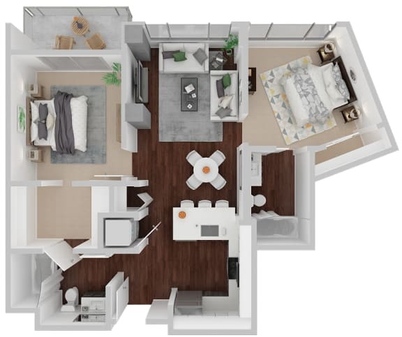 Floor Plan  Venn on Market|Octavia Street