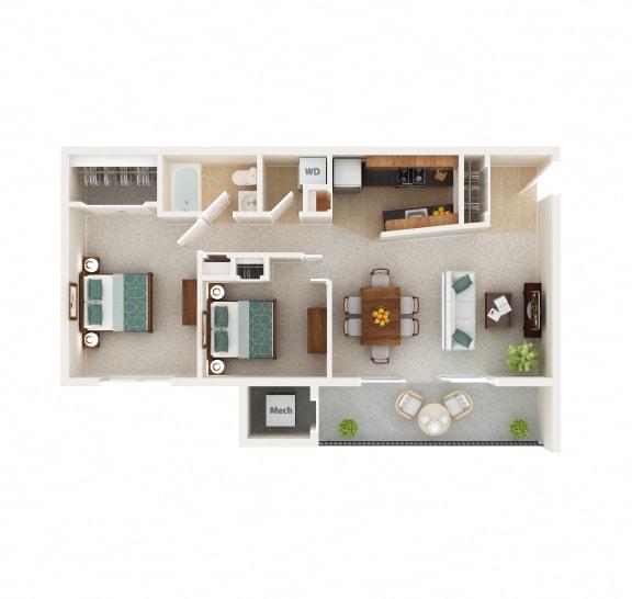 Floor Plan  Whitehall
