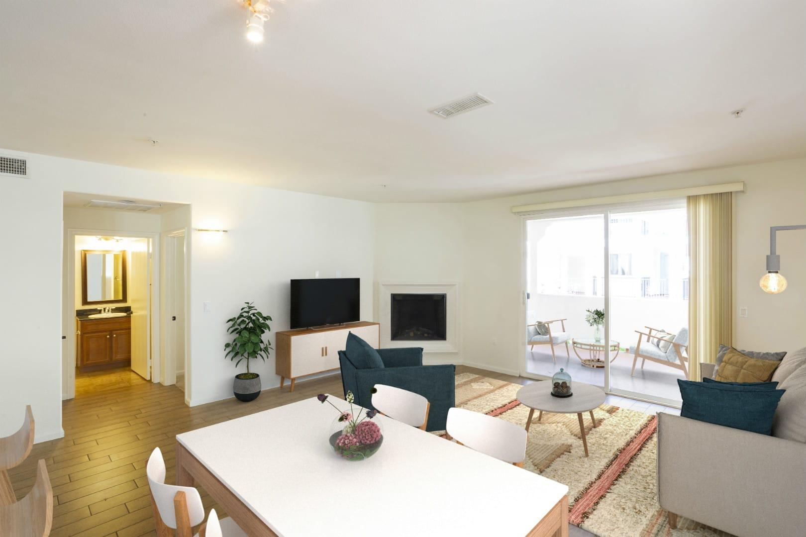 Deels_Le_Blanc_Apartment_Homes_Woodland_Hills_Living