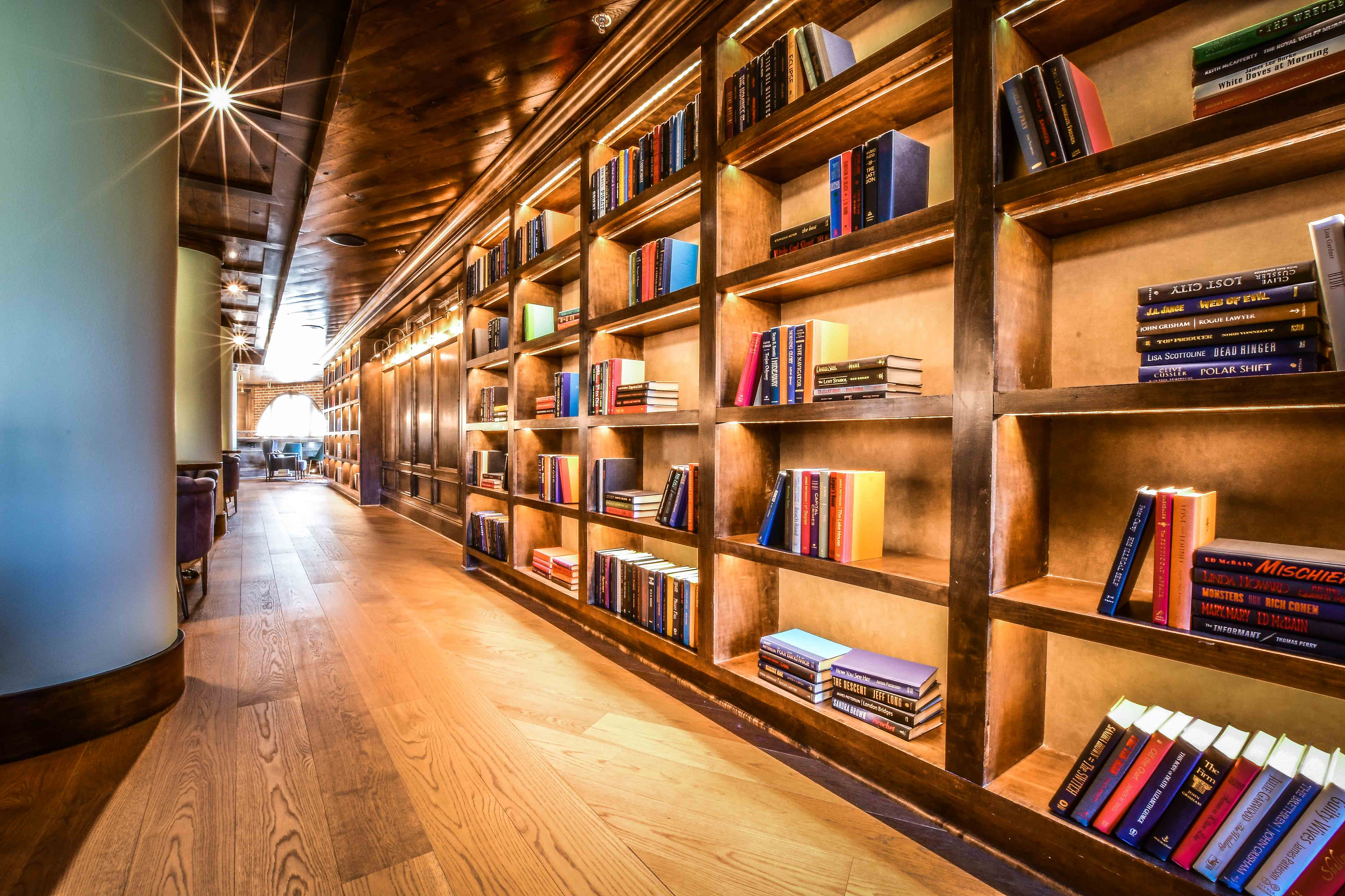 Library Clubroom