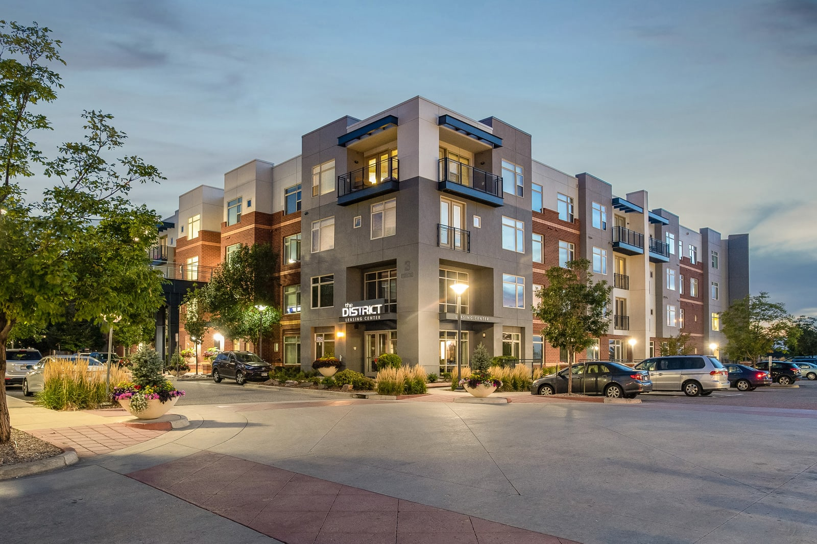 Resort Style Community, The District, Denver, CO,80222