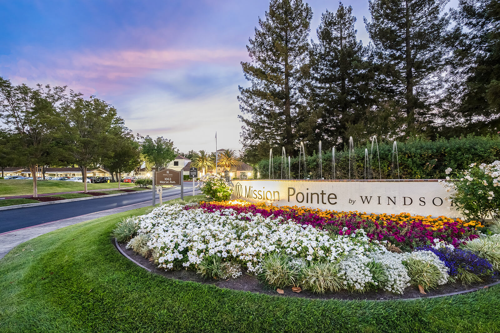On-Site Management at Mission Pointe by Windsor, Sunnyvale, California