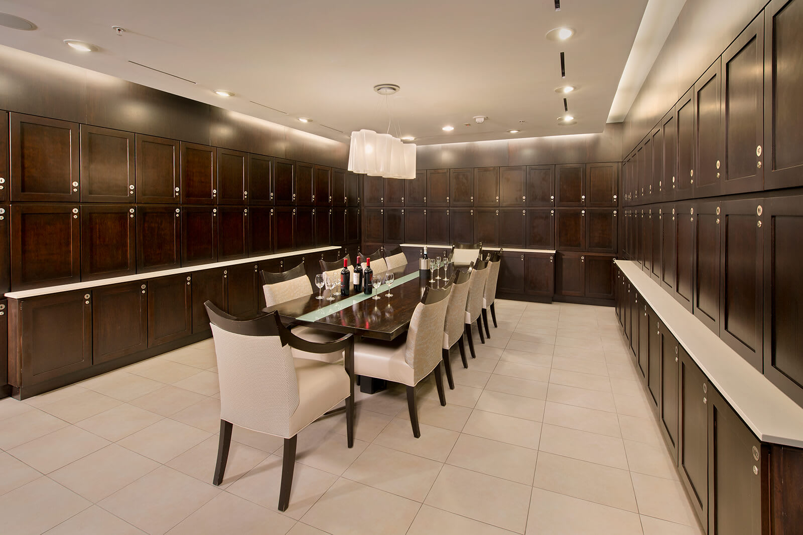 Private Dining Room in W Lounge at Memorial by Windsor, Houston, TX
