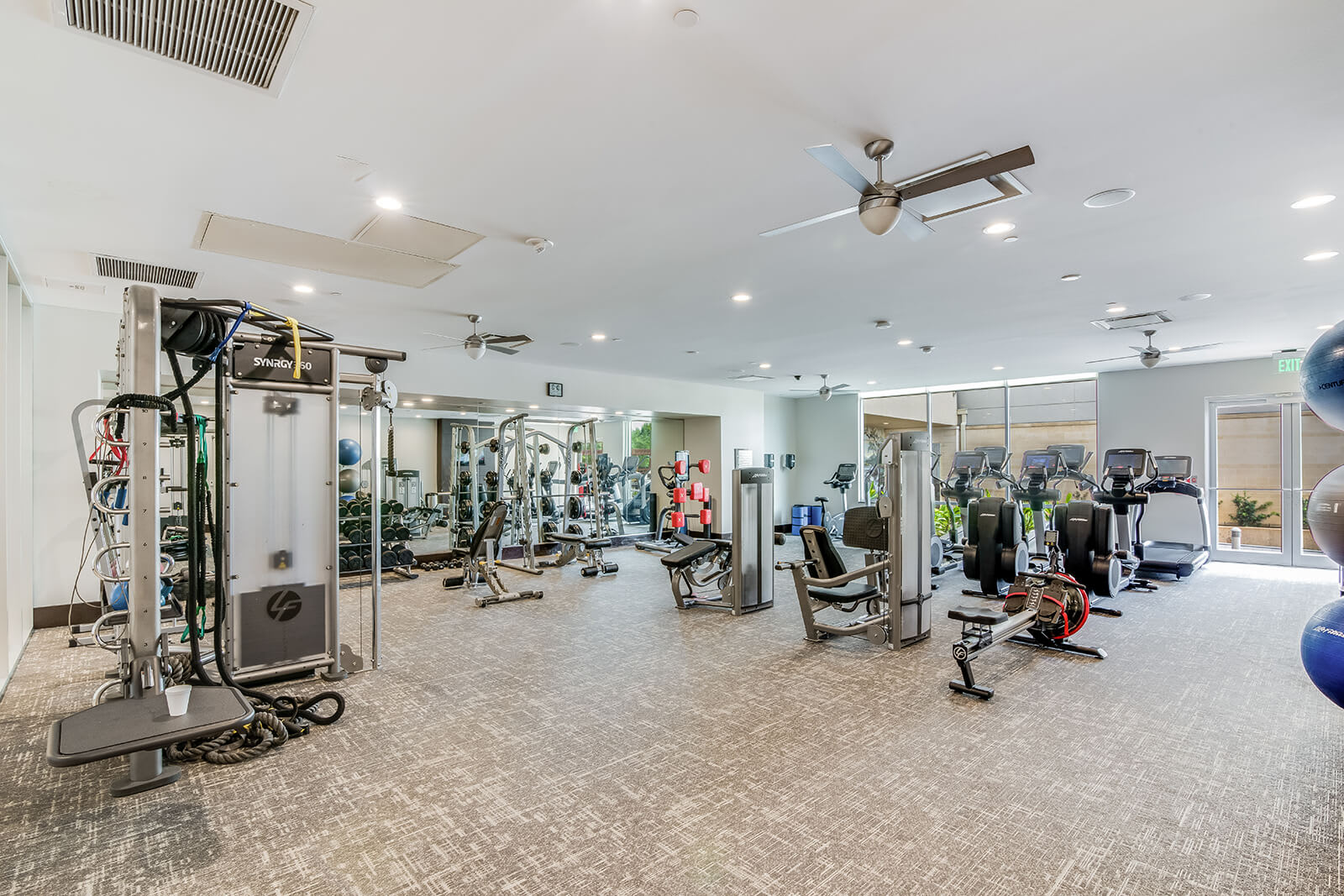 24-Hour Fitness Center at Memorial by Windsor, Houston, Texas