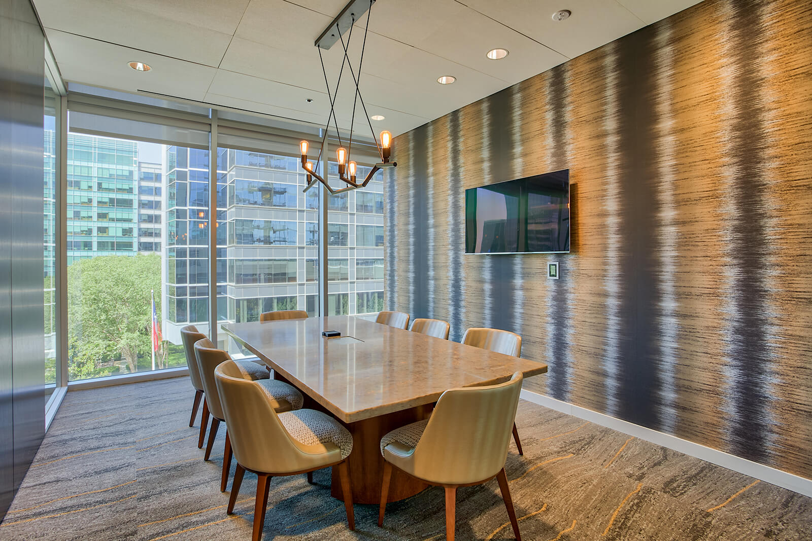 One of Two Conference Rooms at Glass House by Windsor, 75201, TX