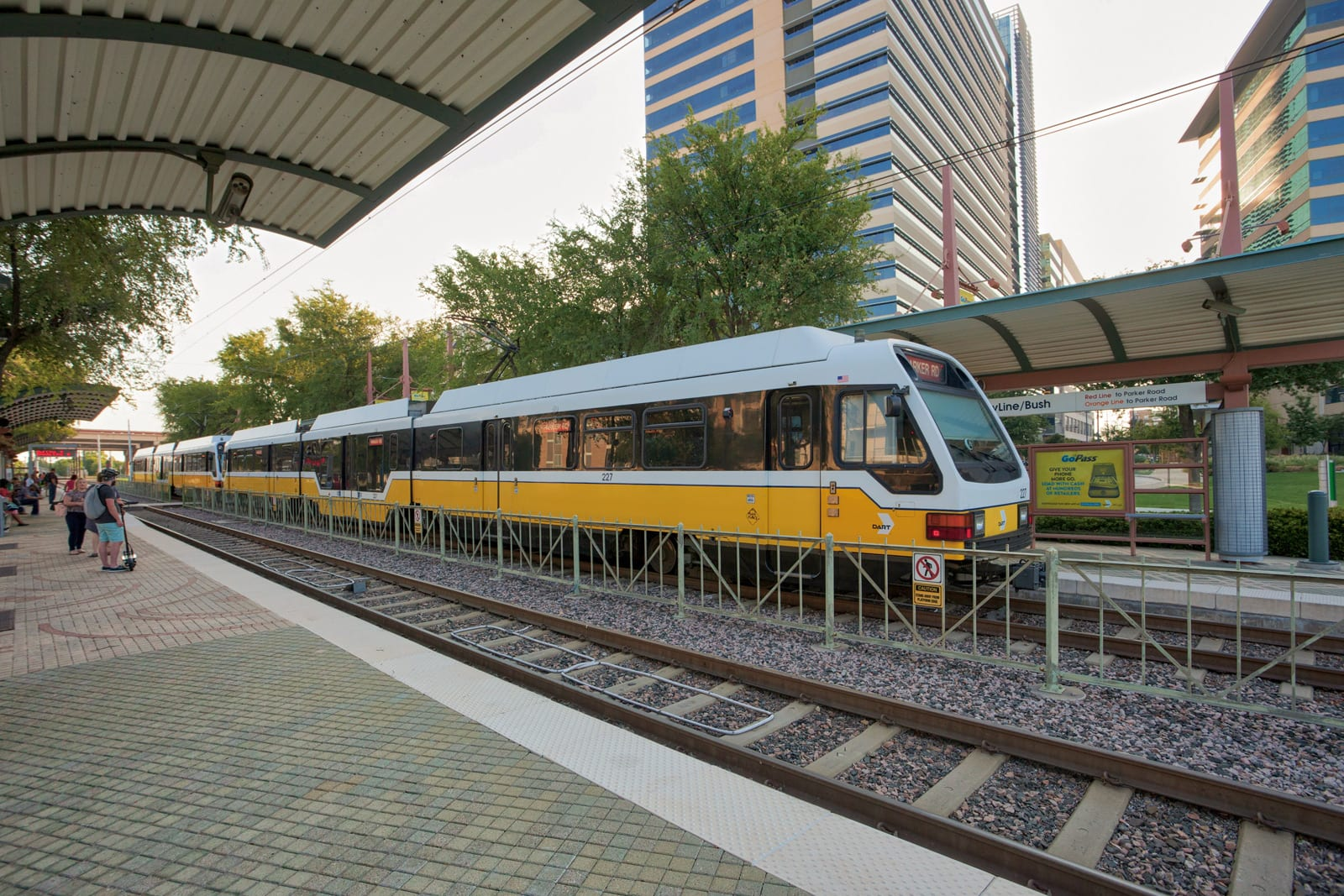 DART CityLine Station on site at Windsor CityLine, 75082,TX