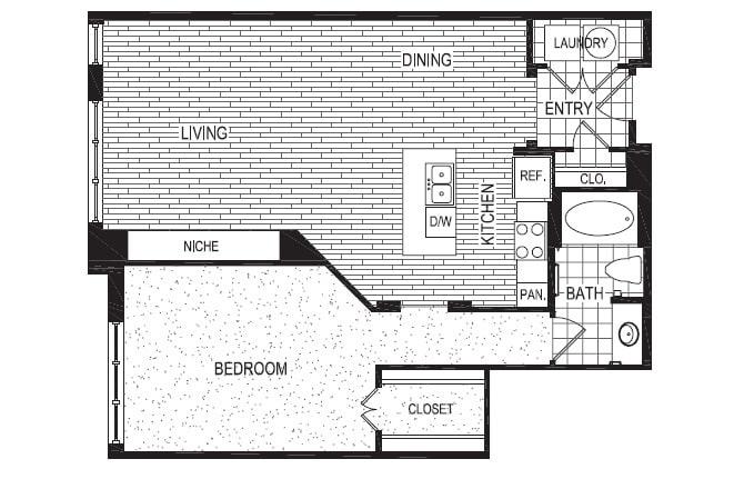 Floor Plan  B3, opens a dialog