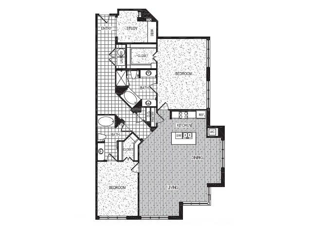 Floor Plan  W, opens a dialog