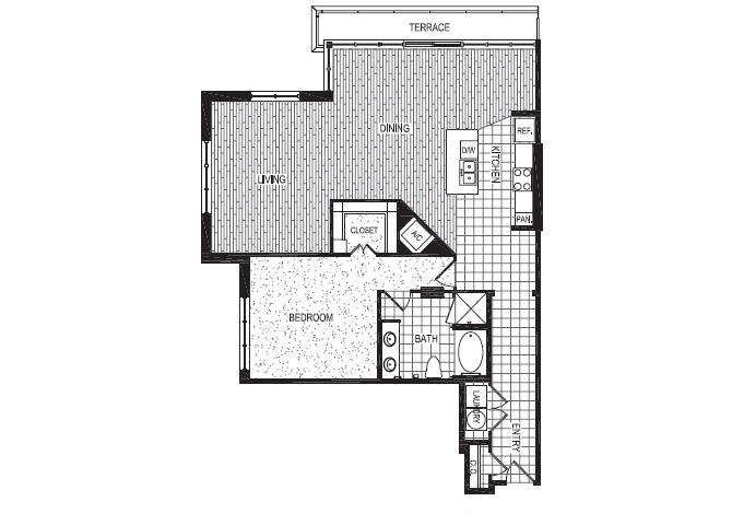 Floor Plan  H, opens a dialog