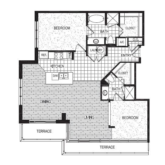 Floor Plan  R, opens a dialog