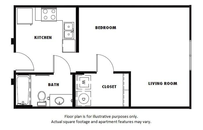 Floor Plan  S3 2D floor plan at Windsor Metro West, Texas, 75024, opens a dialog