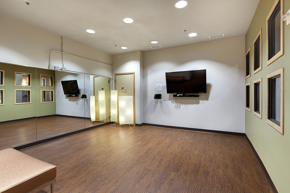 Lowertown Lofts Apartments in St. Paul, MN Cardio Room