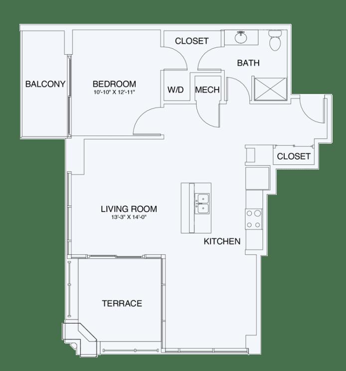 Floor Plan  A10T, opens a dialog