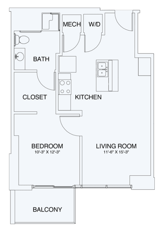 Floor Plan  A7, opens a dialog
