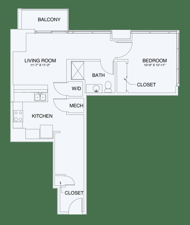 Floor Plan  A9, opens a dialog
