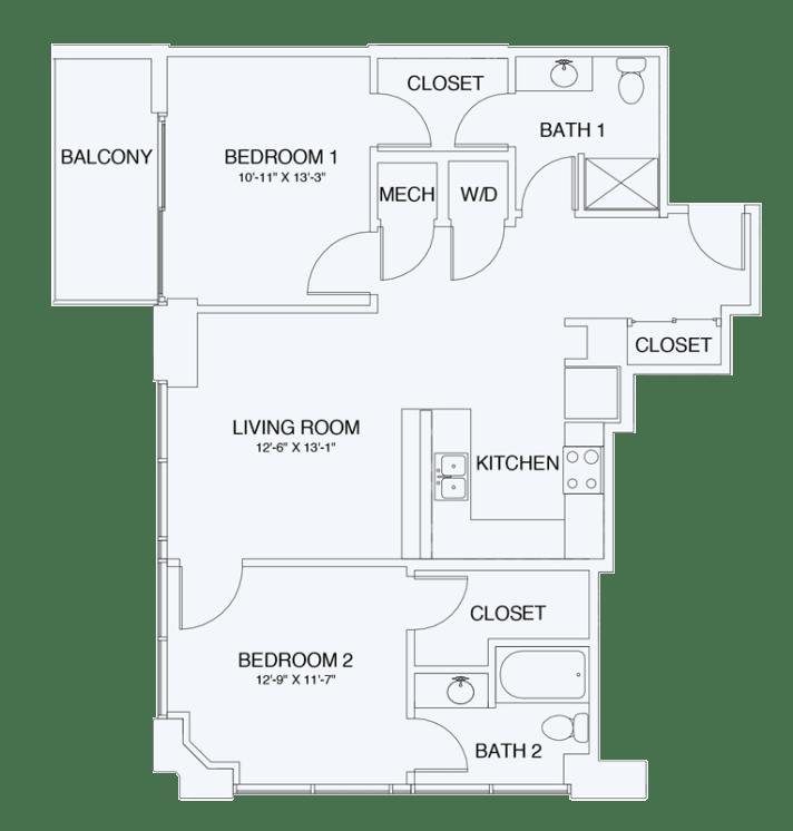 Floor Plan  B1, opens a dialog